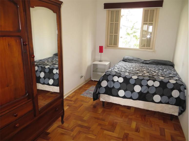 Vila Madalena Rodesia Double Bedroom I - Image 1 - Sao Paulo - rentals