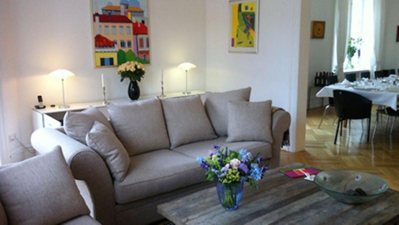 Gammel Moent Apartment - Large luxurious Copenhagen apartment in City - Copenhagen - rentals