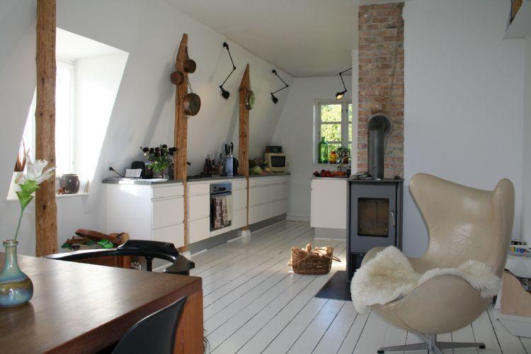 Hartmannsvej Apartment - Large Copenhagen villa apartment at Charlottenlund - Copenhagen - rentals