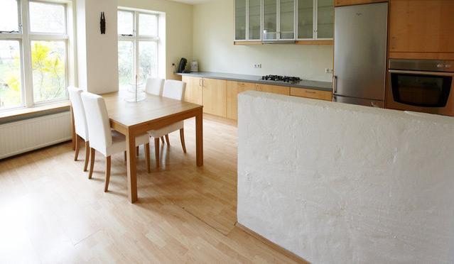 Dining area, Kitchen - Big flat in down town Reykjavik - Reykjavik - rentals