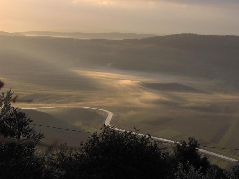 Sun rise from the garden - Cosy Studio,amazing View,Galilee - Hararit - rentals