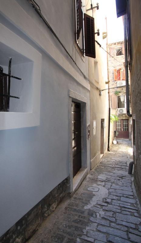 facade - Casa Luisa - welcome to Piran - Piran - rentals
