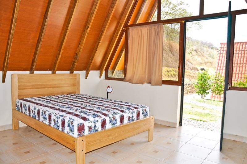 Bedroom - SPECTACULAR VIEW- 2 Houses- VILCABAMBA area - Malacatos - rentals