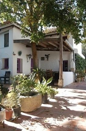Casa Violeta is a three bedroom house for 6 people set in a rural coastal setting - La Violeta - Rustic house for 6 - Barbate - rentals
