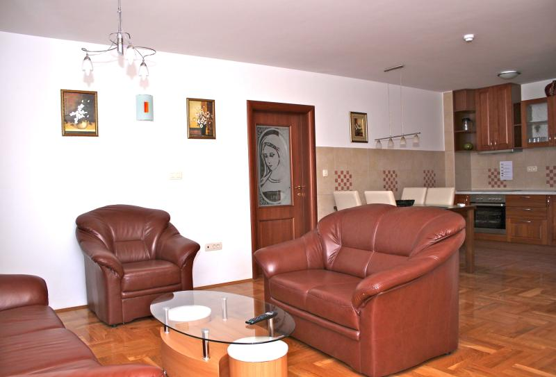 Living room - Medjugorje Irish House 3 bedroom apartment - Medjugorje - rentals