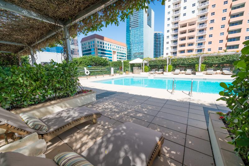 Private resident pool - Five Star Luxury 2br/2ba Condo At The Four Seasons - Coconut Grove - rentals