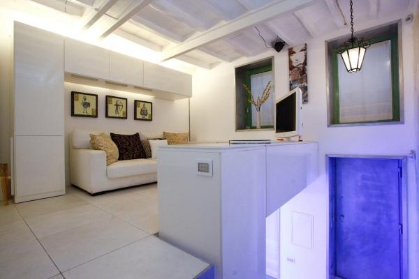 CR1029Rome - Gold Apartment - Image 1 - Rome - rentals
