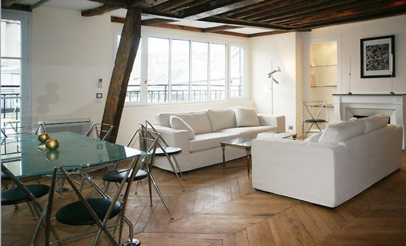 Opera 4 Bedroom with A/C Balcony (4526) - Image 1 - Paris - rentals