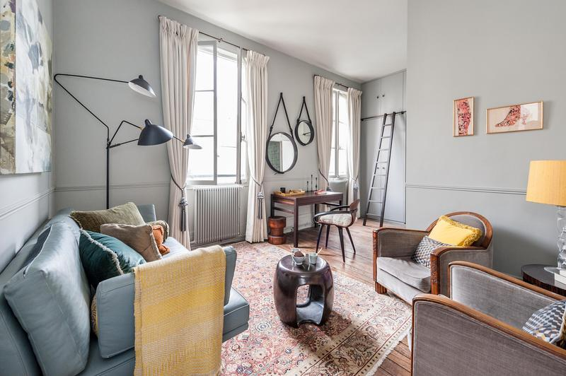 onefinestay - Rue du Temple apartment - Image 1 - Paris - rentals