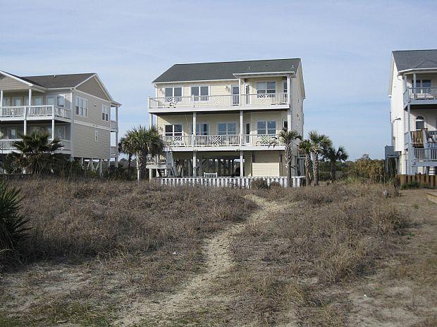 396 East Second St. - East Second Street 396 - Isle Be Back - Ocean Isle Beach - rentals
