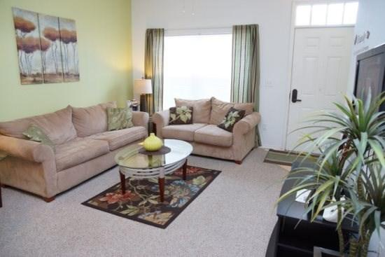 3 Bedroom Townhome In The Villas At Seven Dwarfs In Kissimmee. 2602LC-104 - Image 1 - Orlando - rentals