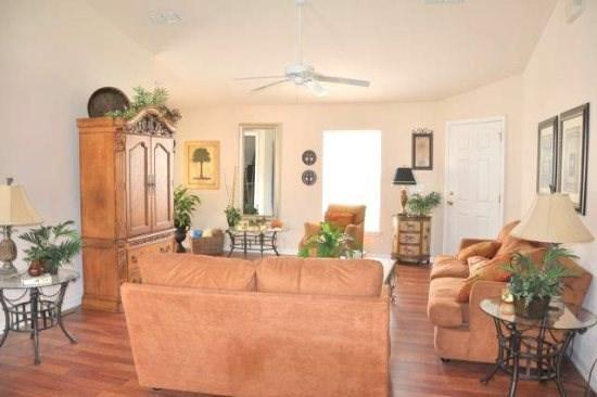 4 Bed 3 Bath Pool and Spa Home In Sandy Ridge, Kissimmee. 434SJW - Image 1 - Orlando - rentals