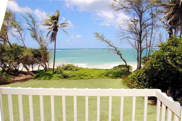 Ocean Front Home on Quiet Beach - Image 1 - Laie - rentals