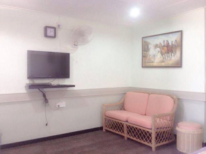 The flat screen TV - Asmara Walit 3 - Georgetown - rentals
