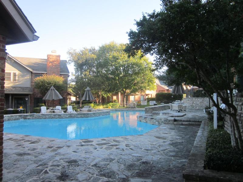 Swimming Pool - 3 Bedr. Condo Unit#81 Near Fiesta Texas, Sea W. - San Antonio - rentals