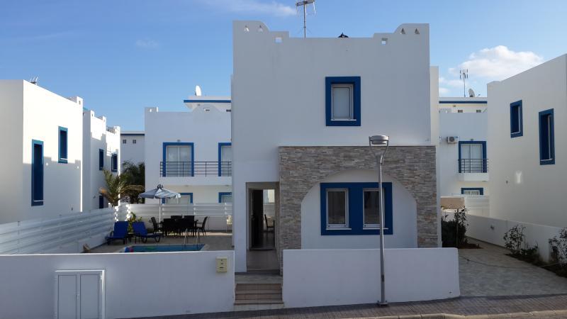 ''DIAS'' Greek style Villa!!! - 'DIAS' Greek style villa-Kapparis - Kapparis - rentals