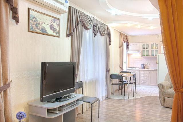 One room Kiev apartment central location - Image 1 - Kiev - rentals