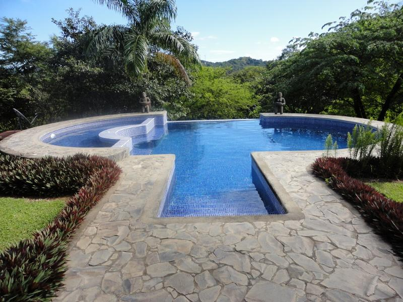 Infinity Pool - ONE STORY LUXURY CHATEAU WITH MOUNTAIN VIEW - Villarreal - rentals