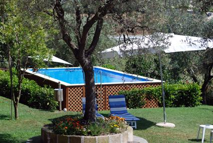 The Pool - Sunny apartment with Pool and whirlpool - Rome - rentals