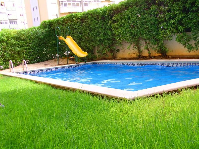 Swimming pool - Lovely 1 bedroom apartment with swimming pool in Portimão - Portimão - rentals