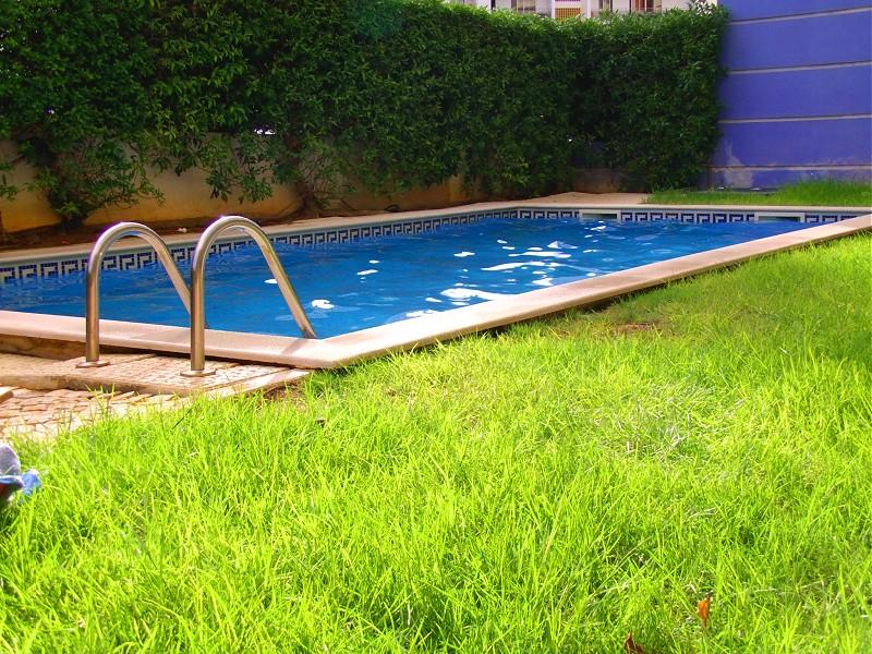Swimming pool - Algarve 1 bedroom apartment with swimming pool - Portimão - rentals