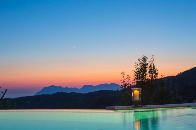 Unobstructed Sea & Mountain views - Villa Badem - Elmali - rentals