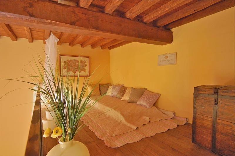 Lucca Exclusive Rentals, La Casina di Elena - Elegant One bedroom apartment on the ground floor - Lucca - rentals