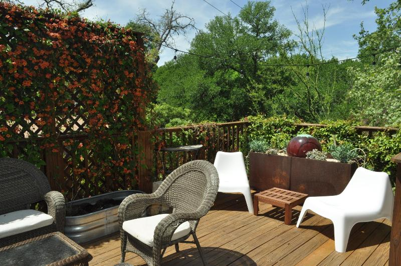 The Austinite - Unit A 2/1 with beautiful patio! - Image 1 - Austin - rentals