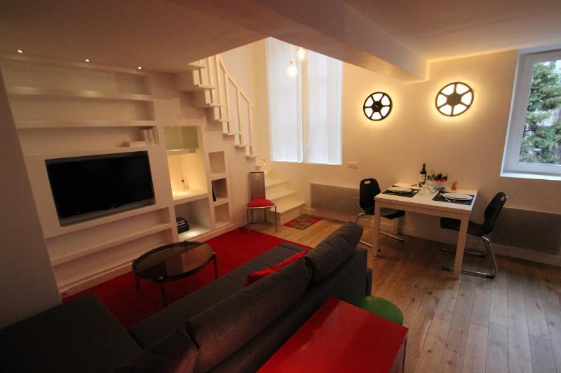 Beautiful 1 bedroom duplex near Canal Saint-Martin - Image 1 - Paris - rentals