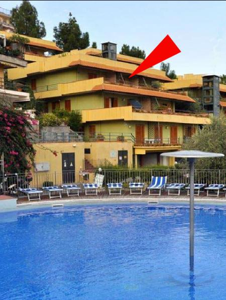 apartment position - Residence with astonishing sight of gulf of Taormina, 3rd and 4th week of August. - Letojanni - rentals
