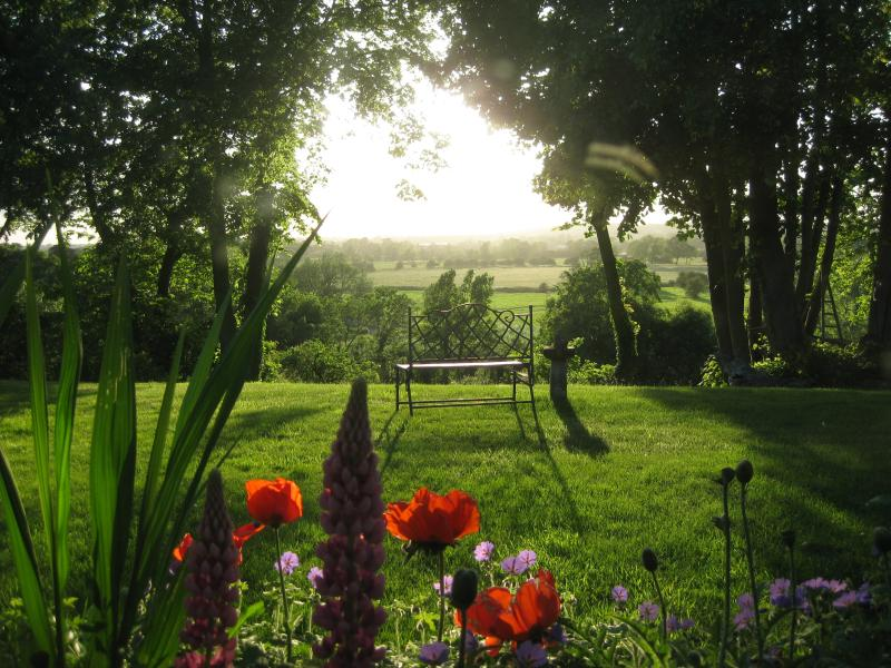 A Sunset View from Folly Studio Bed and Breakfast - Folly Studio Bed and Breakfast - Bungay - rentals
