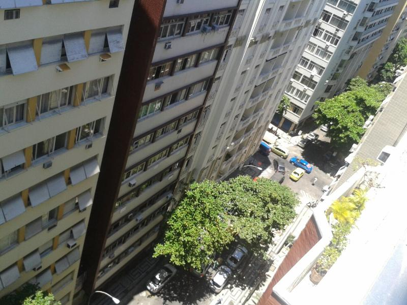 View half block from beach - 2 bedroom in the heart of Copa  a half a block to the beach - Rio de Janeiro - rentals