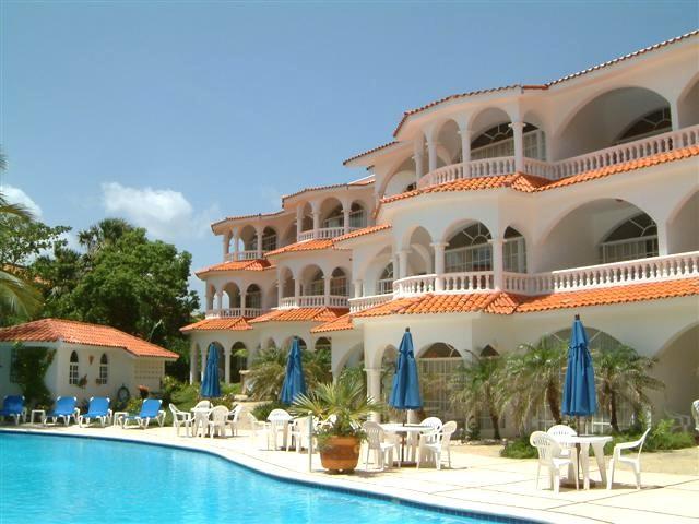 Oceanfront Hideaway Beach Resort # 1 - Oceanfront Condo Cabarete Dominican Republic - Cabarete - rentals