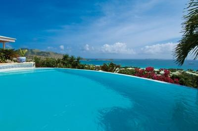 Incredible 4 Bedroom Villa with Ocean View in Orient Bay - Image 1 - Orient Bay - rentals