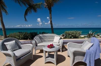 Extraordinary 5 Bedroom Oceanfront Villa on St. Maarten - Image 1 - Plum Bay - rentals