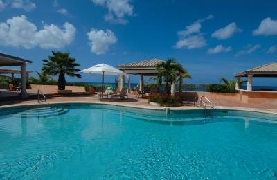 6 Bedroom Beachfront Villa in Terres Bonnes - Image 1 - Baie Longue - rentals