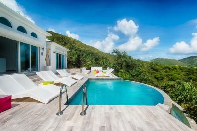 4 Bedroom Villa with View of Orient Bay - Image 1 - Orient Bay - rentals
