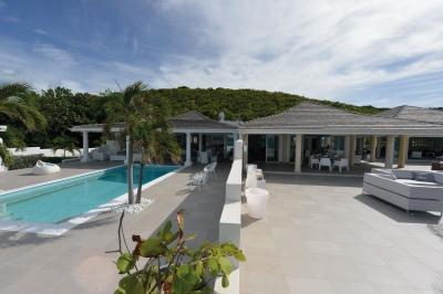 Prime 1 Bedroom Villa in Terres Basses - Image 1 - Baie Rouge - rentals