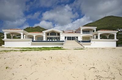 6 Bedroom Beachfront House on Guana Bay - Image 1 - Guana Bay - rentals