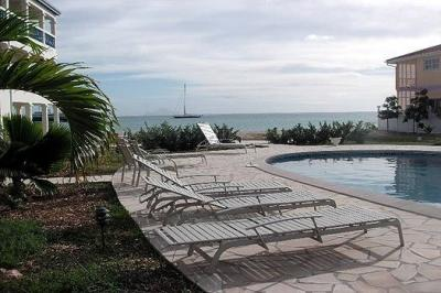 Magnificent 1 Bedroom Beach Front Apartment on Simpson Bay - Image 1 - Simpson Bay - rentals