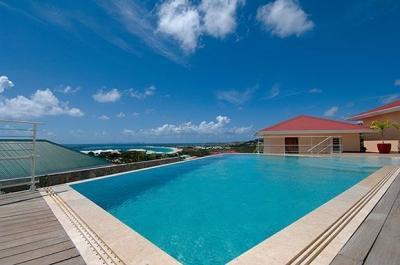 Elegant 3 Bedroom Villa with View in Orient Bay - Image 1 - Orient Bay - rentals