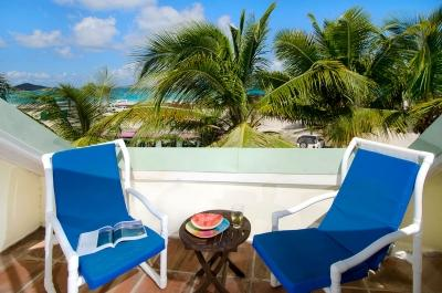 Desirable 3 Bedroom Beach House with Private Balcony in Orient Bay - Image 1 - Orient Bay - rentals