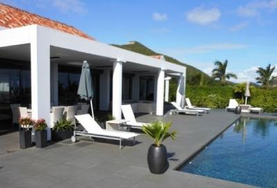 4 Bedroom Villa with Panoramic View in Orient Bay - Image 1 - Orient Bay - rentals