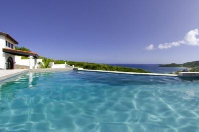 Appealing 4 Bedroom Villa with Private Pool in Red Pond - Image 1 - Dawn Beach - rentals