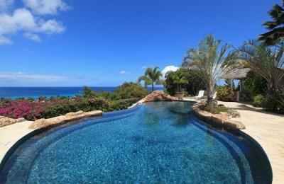 6 Bedroom Villa with Infinity Pool in Sugar Hill - Image 1 - Sugar Hill - rentals