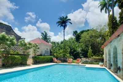 Private 5 Bedroom House with Pool in Porters - Image 1 - Porters - rentals