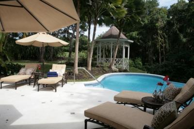 4 Bedroom Golf Course Villa on Sandy Lane - Image 1 - Sandy Lane - rentals