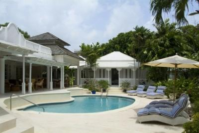 Beautiful 4 Bedroom House in the Exclusive Sandy Lane Estate - Image 1 - Sandy Lane - rentals