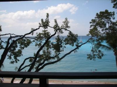 3 Bedroom Beachfront Apartment in Paynes Bay - Image 1 - Paynes Bay - rentals