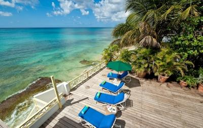 3 Bedroom House Overlooking the Caribbean Sea in Mullins Bay - Image 1 - Mullins - rentals